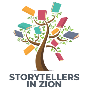 Storytellers in Zion Logo