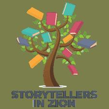 Storytellers in Zion logo